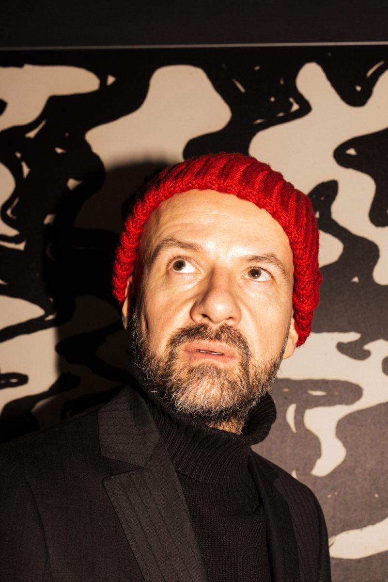 Stefan Hantel alias Shantel, Musikproduzent