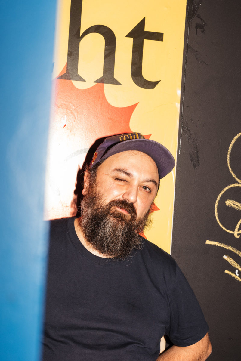 Athanassios Macias, restaurateur and club operator
