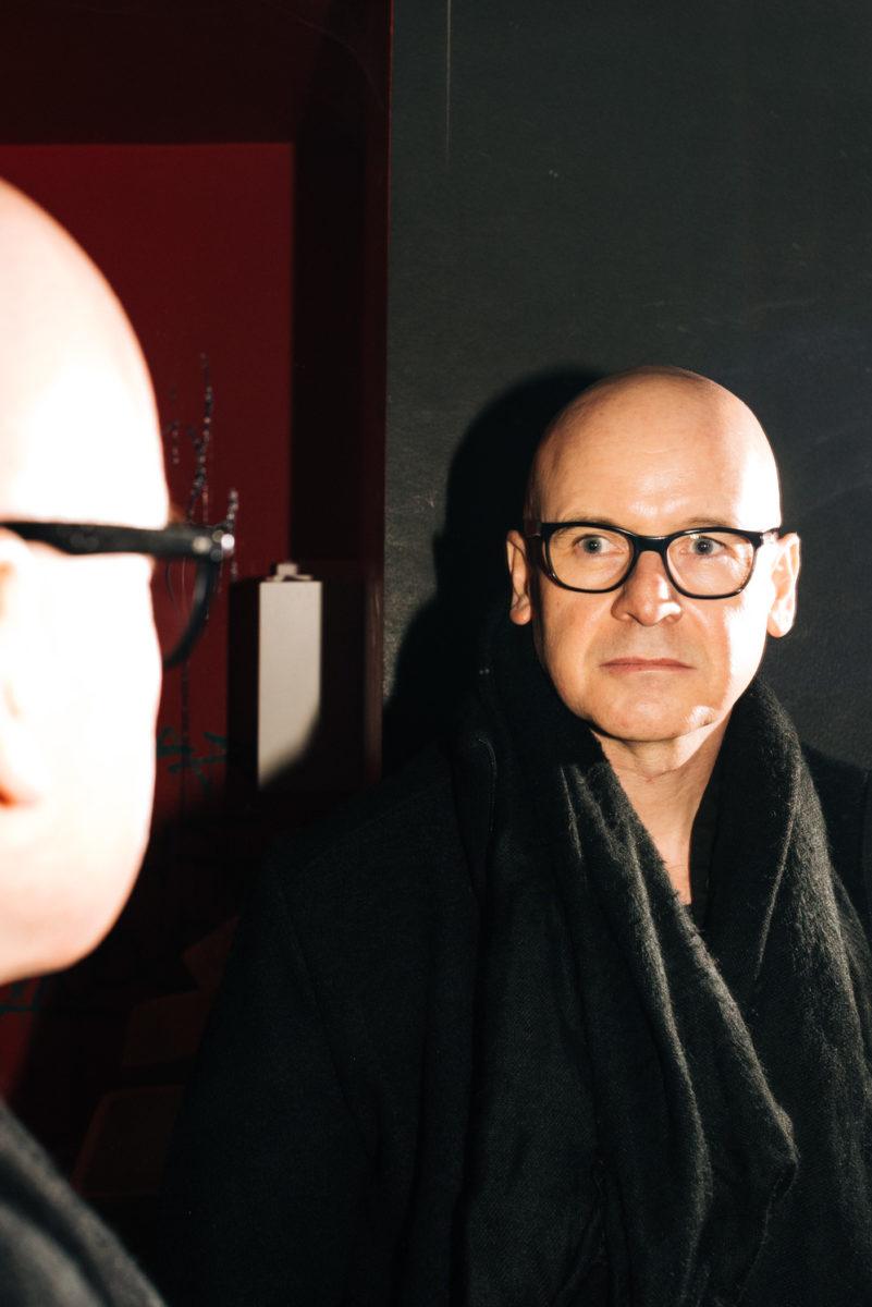 Ian Shaw, Architekt