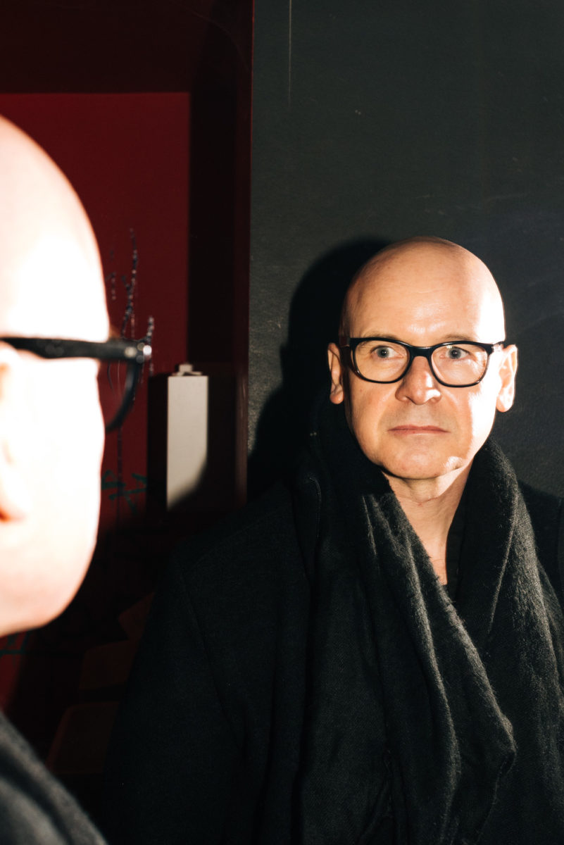Ian Shaw, Architect