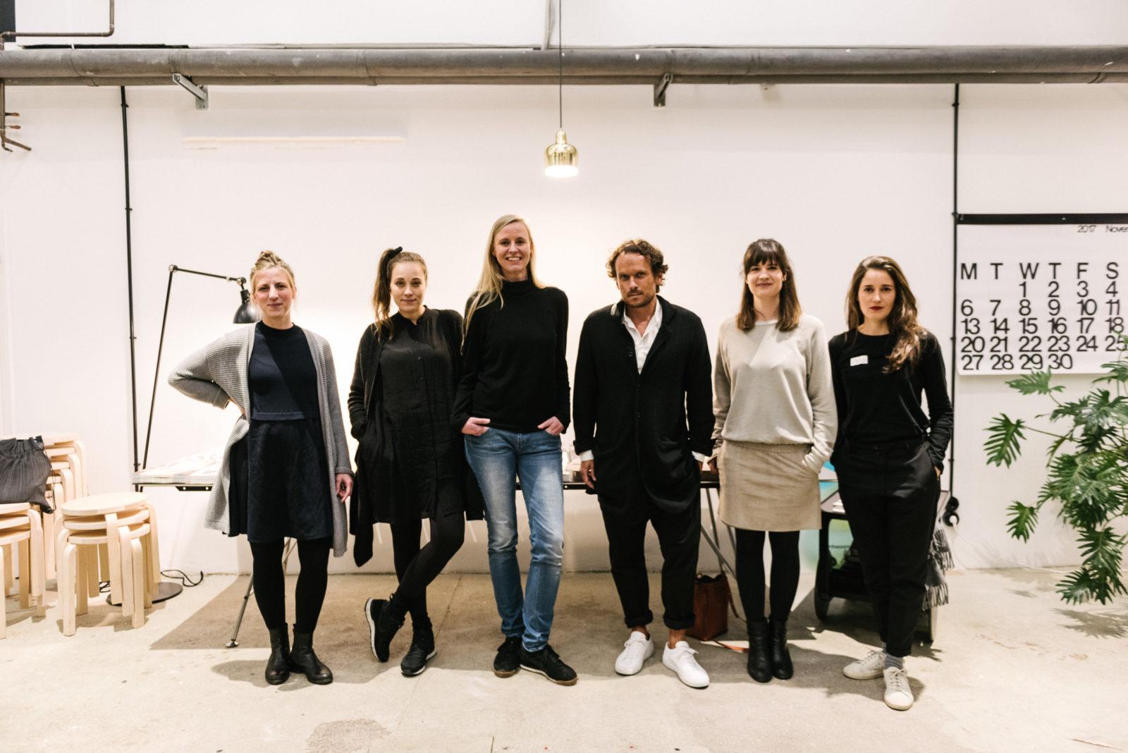 Lea Korzeczek, Anna Schunck, Florentine-Amelie Rost, Oke Hauser, Corinna Natter, Caroline Kurze