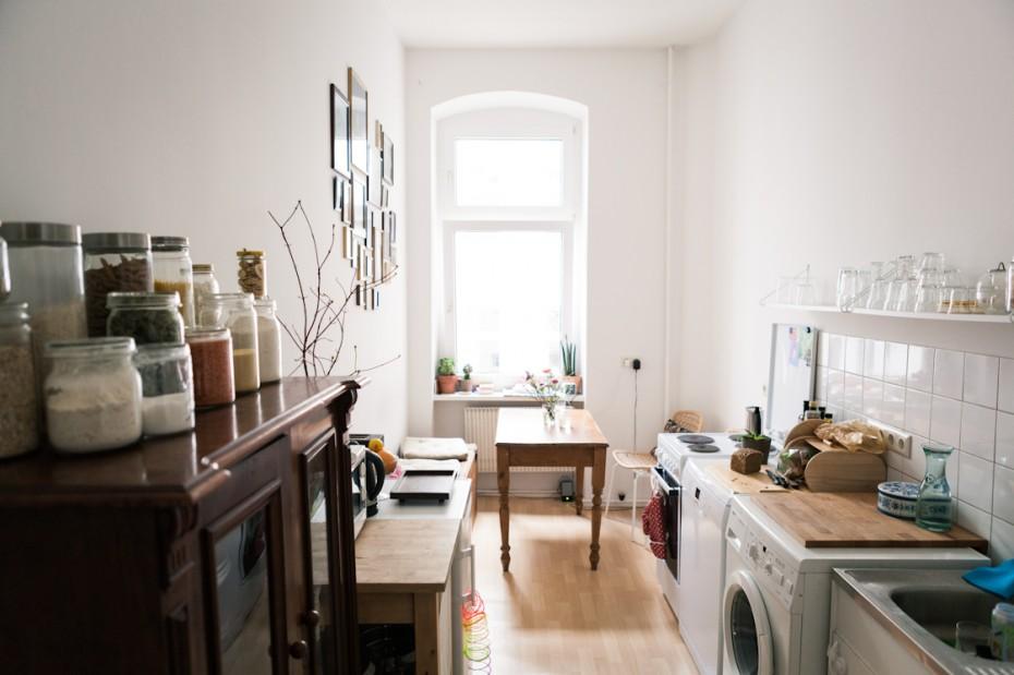 Freunde von Freunden — (English) Vivien Weyrauch & Fabian Röttger — Music Video Director, Apartment, Kreuzberg, Berlin —