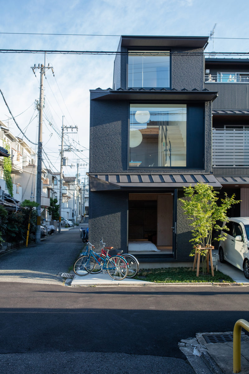 (EN) Kyoto, House, Kyoto, Japan